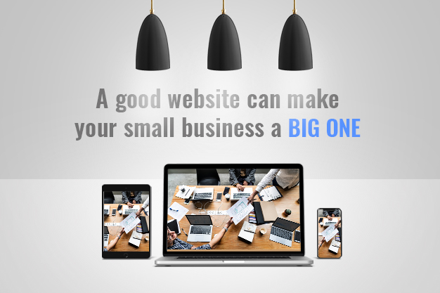 5 reasons why you need a website even for your small business.