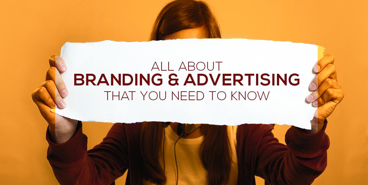 Branding, Advertising & Marketing : 3 different notions